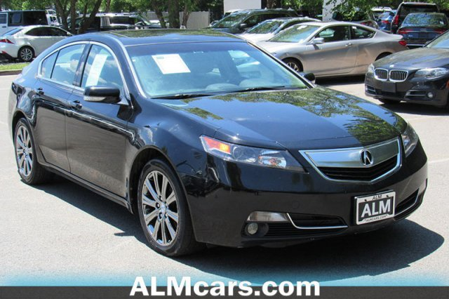 Pre-Owned 2014 Acura TL Special Edition