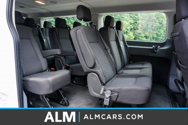 Pre-Owned 2018 Ford Transit Passenger Wagon 350 XLT