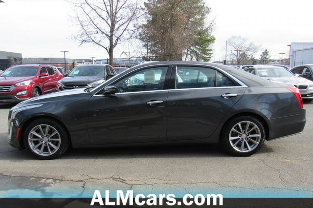 Pre-Owned 2017 Cadillac CTS Sedan Luxury RWD