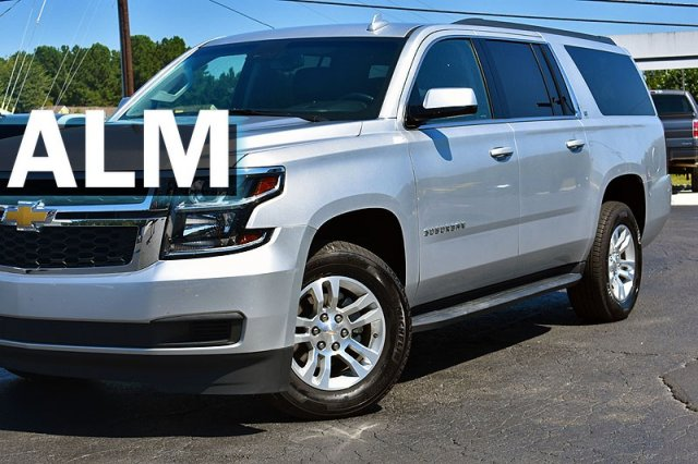 Pre Owned Suburban >> Pre Owned 2019 Chevrolet Suburban Lt Rwd Sport Utility