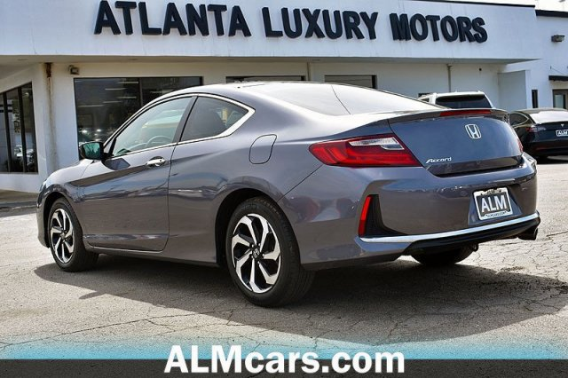 Pre-Owned 2016 Honda Accord Coupe LX-S