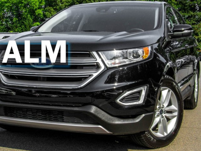 Pre-Owned 2018 Ford Edge SEL