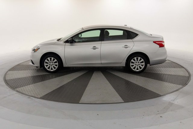 Pre-Owned 2018 Nissan Sentra SV
