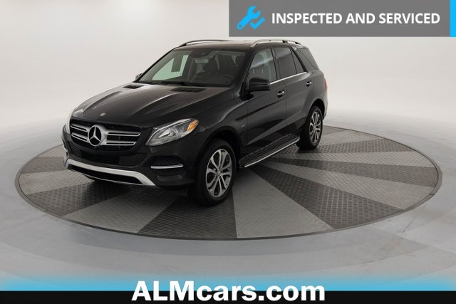 Pre-Owned 2016 Mercedes-Benz GLE GLE 550e
