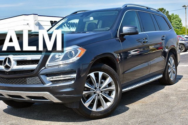 Pre-Owned 2016 Mercedes-Benz GL GL 350 BlueTEC®