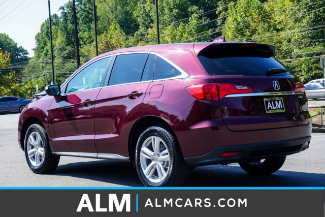 Pre-Owned 2015 Acura RDX Tech Pkg