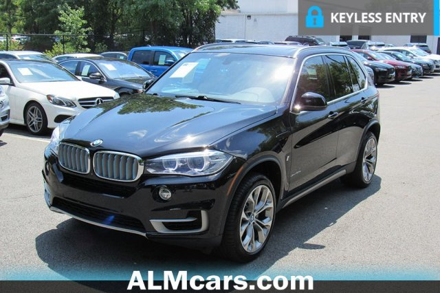 Pre-Owned 2017 BMW X5 xDrive40e iPerformance