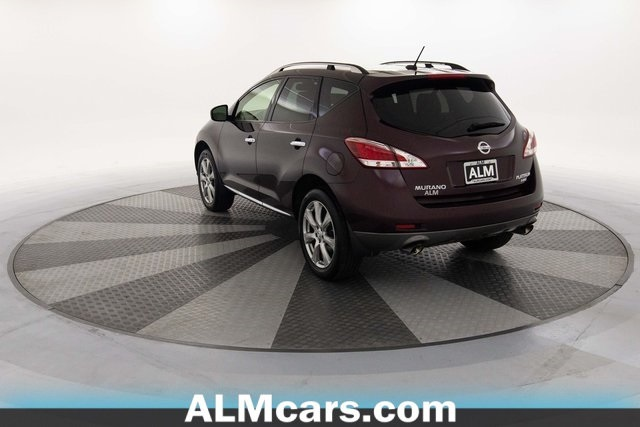 Pre-Owned 2014 Nissan Murano LE