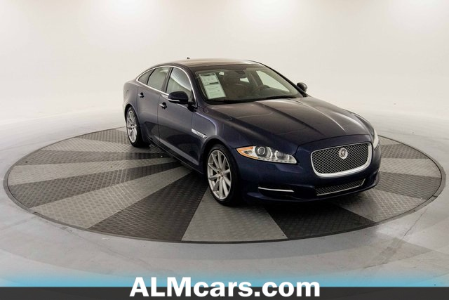 Pre-Owned 2015 Jaguar XJ Base