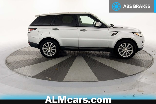 Pre-Owned 2015 Land Rover Range Rover Sport 5.0L V8 Supercharged