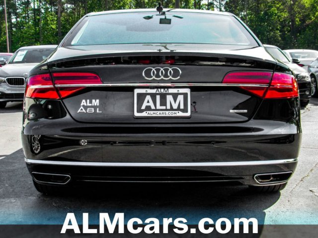 Pre-Owned 2015 Audi A8 L 3.0T