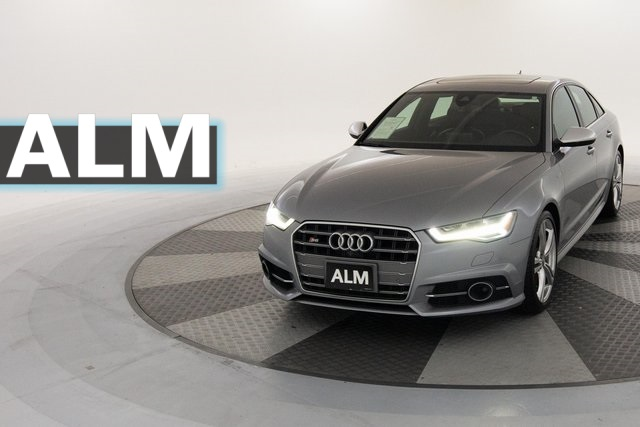 Pre-Owned 2016 Audi S6 4.0T Premium Plus