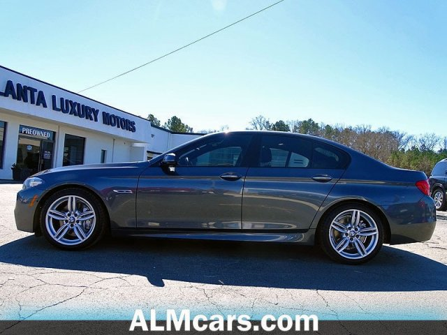 Pre-Owned 2016 BMW 5 Series 535i