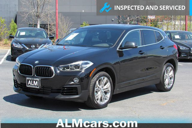 Pre-Owned 2018 BMW X2 sDrive28i