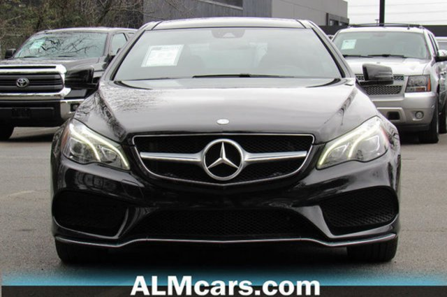 Pre-Owned 2016 Mercedes-Benz E-Class E 550