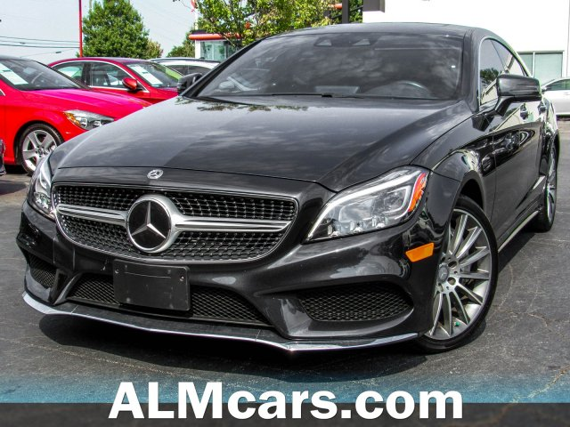 Pre-Owned 2016 Mercedes-Benz CLS CLS 550