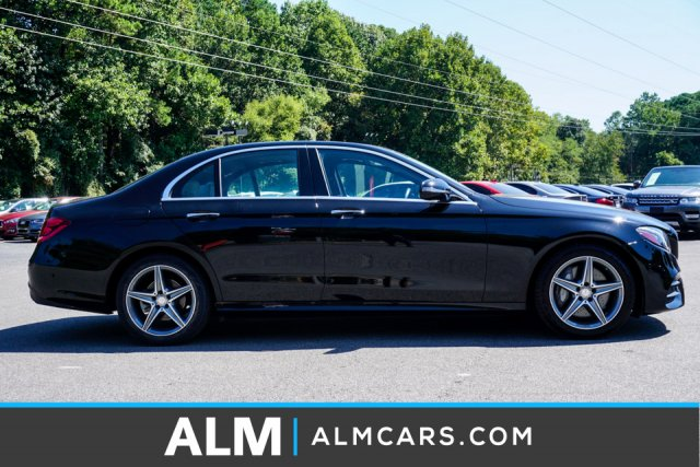 Pre-Owned 2017 Mercedes-Benz E-Class E 300 Sport