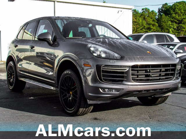 Pre-Owned 2017 Porsche Cayenne GTS