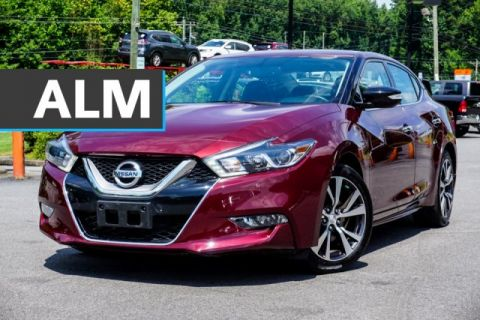 Pre-Owned 2016 Nissan Maxima 3.5 SV