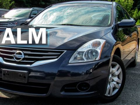 Pre-Owned 2012 Nissan Altima 2.5 S