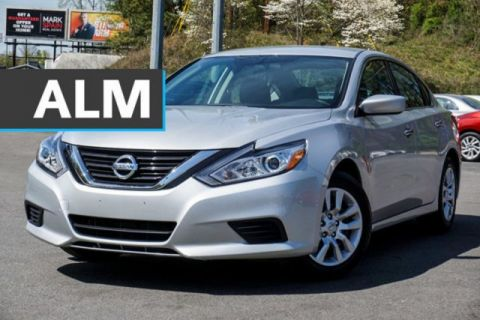 Pre-Owned 2018 Nissan Altima 2.5 S