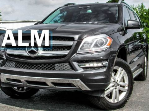 Pre-Owned 2016 Mercedes-Benz GL GL 450
