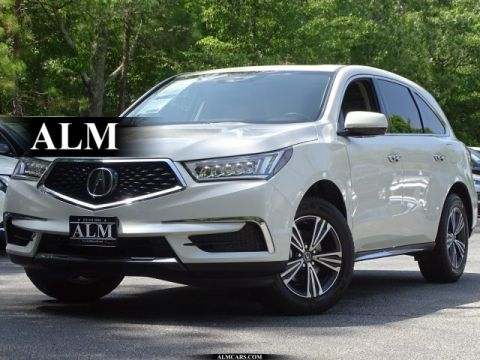Pre-Owned 2018 Acura MDX Base