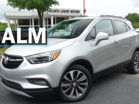 Pre-Owned 2018 Buick Encore Essence