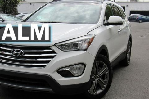 Pre-Owned 2013 Hyundai Santa Fe Limited
