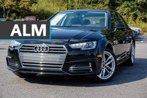 Pre-Owned 2017 Audi A4 Season of Audi ultra Premium