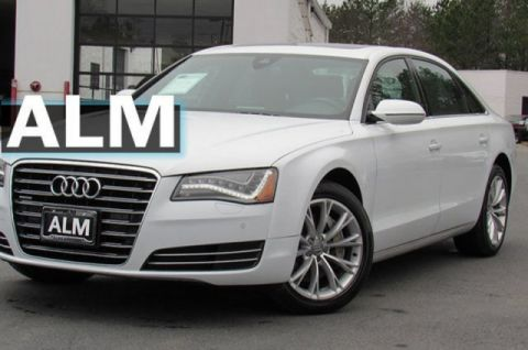 Pre-Owned 2014 Audi A8 L 3.0T