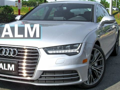 Pre-Owned 2016 Audi A7 3.0 Premium Plus
