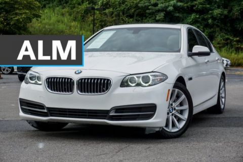 Pre-Owned 2014 BMW 5 Series 535i
