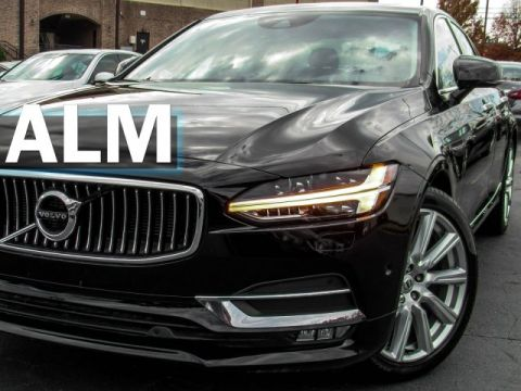 Pre-Owned 2017 Volvo S90 Inscription